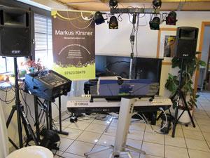 Musiker Rheinfelden Studio