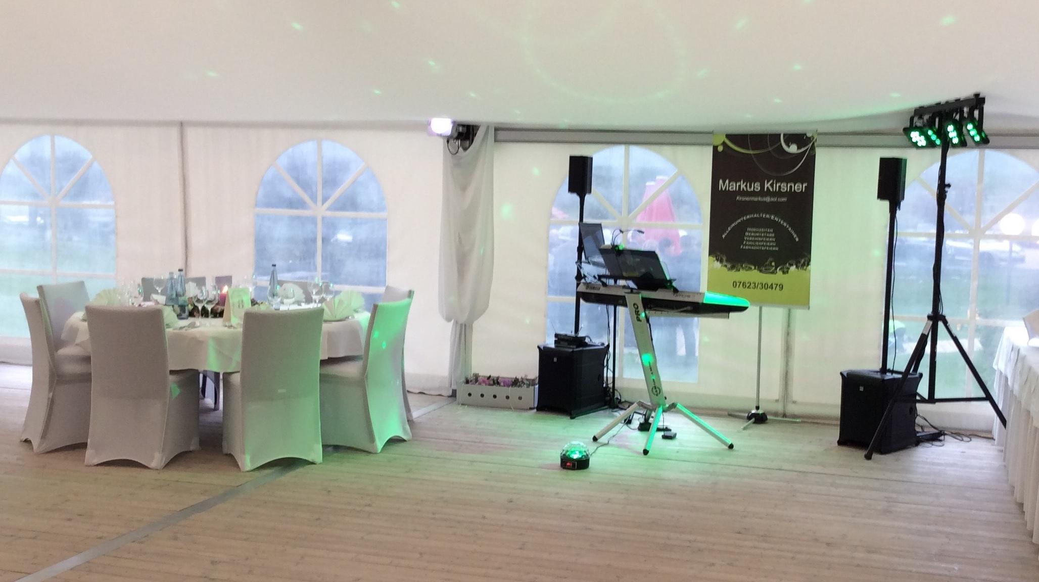 Musiker Entertainer Rheinfelden Studio